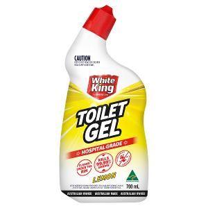 WHITE KING TOILET CLEANER 700ML