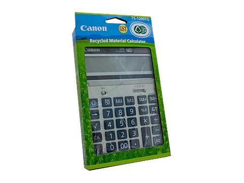 DYN-TS1200TG CANON TS1200TG CALCULATOR - CQS6