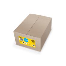C5 GOLD SECRETIVE ENVELOPES TUDOR PEEL & SEAL 229X162  BX500