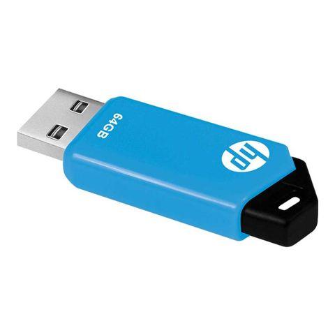 HP USB2.0 V150W 64GB FLASH DRIVE