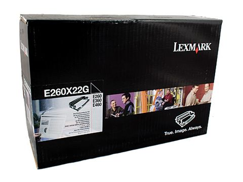 LEXMARK E260 / 360 / 460 PHOTOCONDUCTOR UNIT - 30000 PAGES -CQS1
