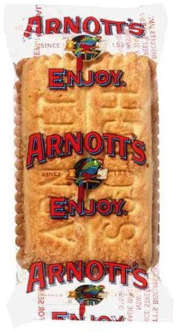 ARNOTTS BISCUITS SCOTCH FINGER AND NICE PORTIONS 150S