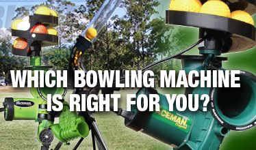 Bowling Machines - Which one is right for you?