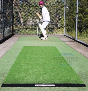 CRICKETING EDGE - TURF TOP BATTING TRAINING MAT