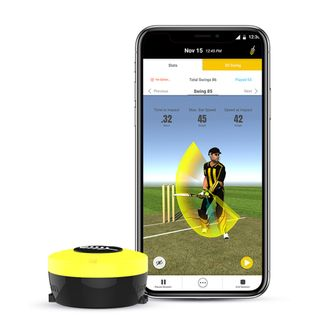 STANCEBEAM - STRIKER CRICKET BAT SENSOR