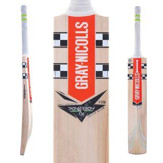 GRAY-NICOLLS GN POWERBOW6X 4 STAR UK EDITION CRICKET BAT