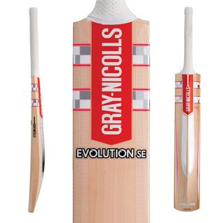 GRAY-NICOLLS GN EVOLUTION SE CRICKET BAT JUNIOR PINK