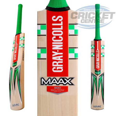 GRAY-NICOLLS GN MAAX 900 CRICKET BAT