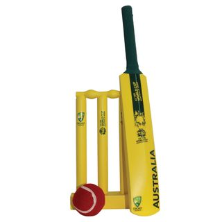 Gray-Nicolls GN  ICC MINI BAT STUMPS & BALL SET AUST