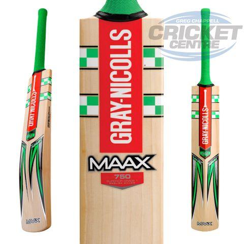 GRAY-NICOLLS GN MAAX 750 CRICKET BAT