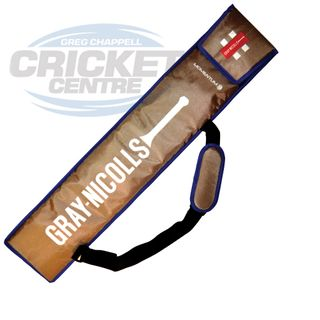 Gray-Nicolls GN MOMENTUM FULL LENGTH PADDED BAT COVER GOLD