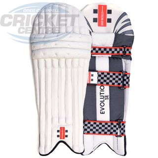 GRAY-NICOLLS EVOLUTION SE BATTING PADS GREY