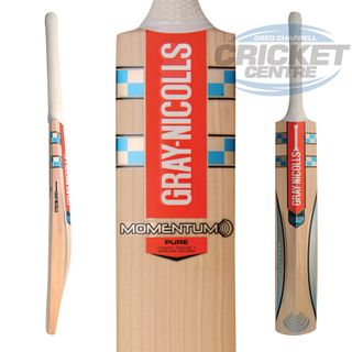 GRAY-NICOLLS GN MOMENTUM PURE CRICKET BAT JUNIOR