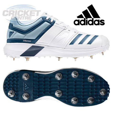 adidas VECTOR SPIKE WHT/BLUE