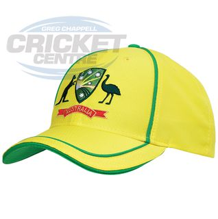 asics S19 AUST ODI HOME CAP ADJUSTABLE