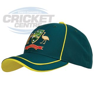 asics S19 AUST ODI AWAY CAP ADJUSTABLE