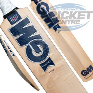 Gunn & Moore GM MAESTRO 5 STAR CRICKET BAT