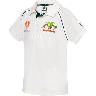 asics S19 AUST REPLICA TEST SHIRT