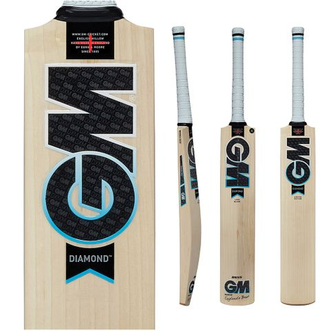Gunn & Moore GM DIAMOND L540 MAXI JUNIOR CRICKET BAT