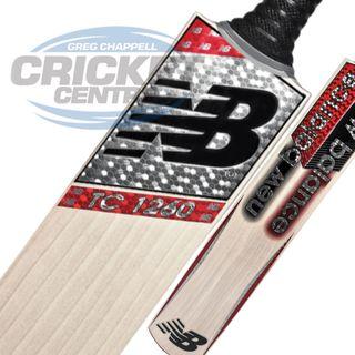 NEW BALANCE NB TC1260 2019 CRICKET BAT