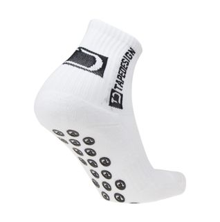 TAPE DESIGN ALLROUND KIDS SOCKS WHITE