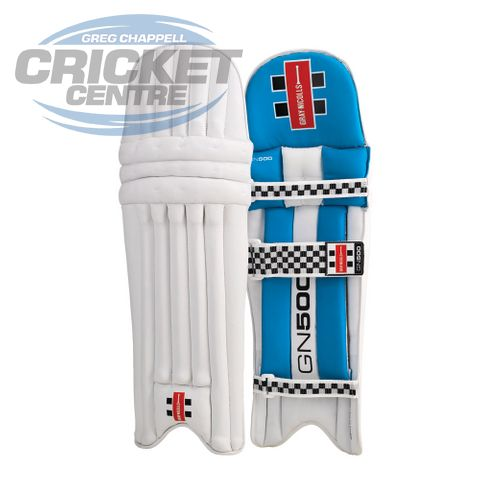 GRAY-NICOLLS 500 BATTING PADS BLUE