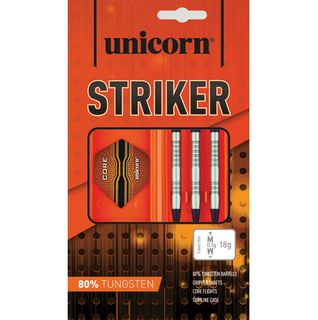 UNICORN STRIKER T80 TUNGSTEN DARTS 21g