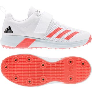 adiPOWER VECTOR SPIKE CRICKET SHOE