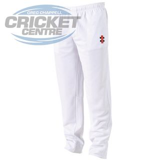 GRAY-NICOLLS PRESTIGE TROUSERS WHITE