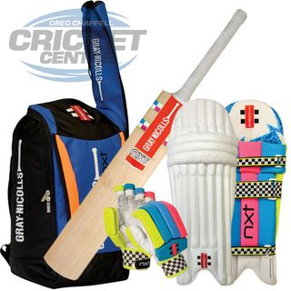 GRAY-NICOLLS NXT GEN Z JUNIOR CRICKET SET