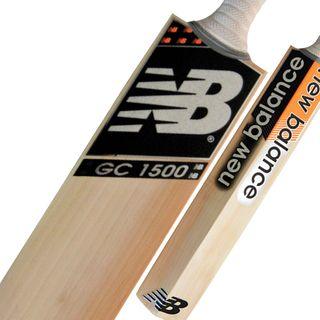 NEW BALANCE GC 1500 CRICKET BAT JUNIOR