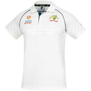 ASICS S20 CRICKET AUSTRALIA REPLICA TEST SHIRT