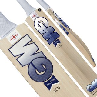 GUNN & MOORE MAESTRO L555 CUSTOM CRICKET BAT