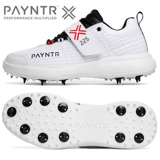 PAYNTR 225 BOWLER CRICKET SPIKE WHITE