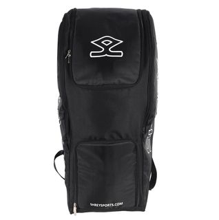SHREY PERFORMANCE DUFFLE BAG BLACK