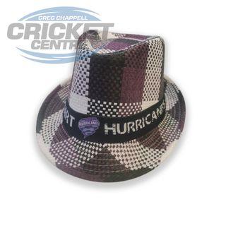 BBL FEDORA HAT - HOB HURRICANS