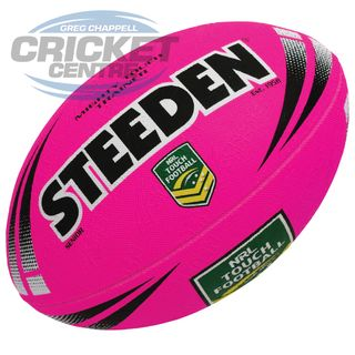 STEEDEN NRL MIGHTY TOUCH TRAINER BALL