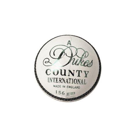 Dukes County International 4 Piece Cricket Balls Greg Chappell Cricket Centre