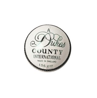 DUKES COUNTY INTERNATIONAL 4 PIECE CRICKET BALLS