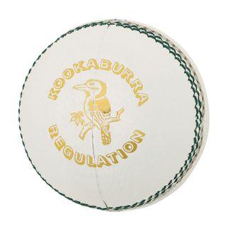 KOOKABURRA REGULATION 4 PIECE CRICKET BALLS