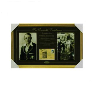 THE BRADMAN RECORD - CENTENARY TOUR