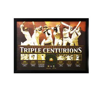 TRIPLE CENTURIONS AUST 300 CLUB