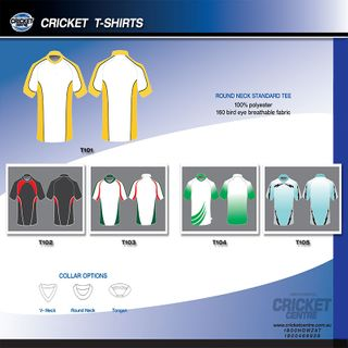 GCCC SUBLIMATED TRAINING TEE