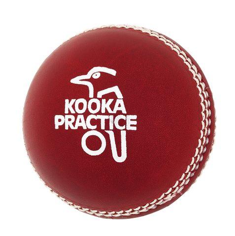 KOOKABURRA PRACTICE 2 PIECE CRICKET BALLS