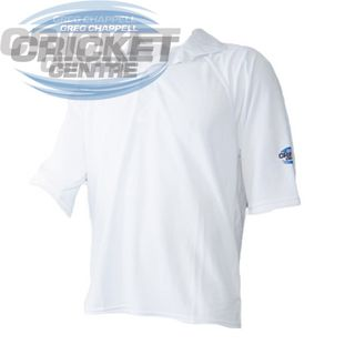 GCCC BODYLINE SHORT SLEEVE SHIRT CREAM