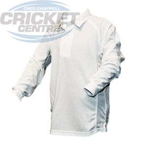 GCCC BODYLINE LONG SLEEVE SHIRT CREAM