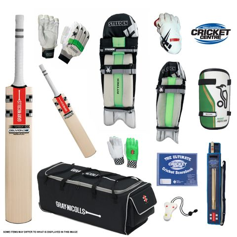 DELUXE KIT WITH BATS