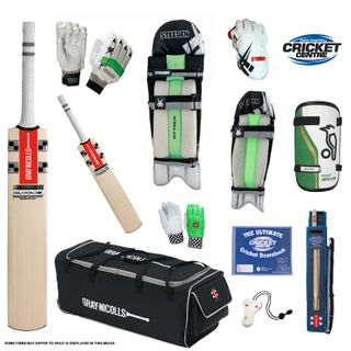 BUDGET KIT WITH BATS