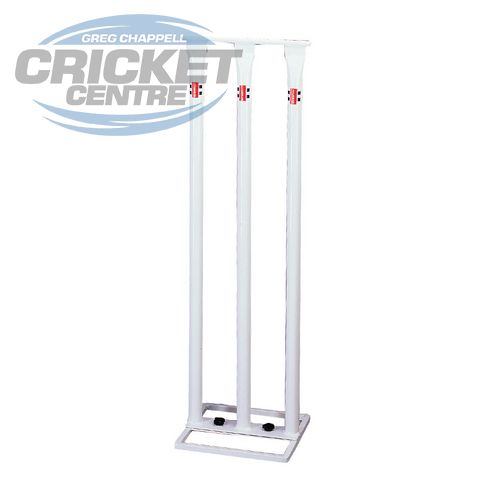 GRAY-NICOLLS GN METAL PRACTICE STUMPS WHITE
