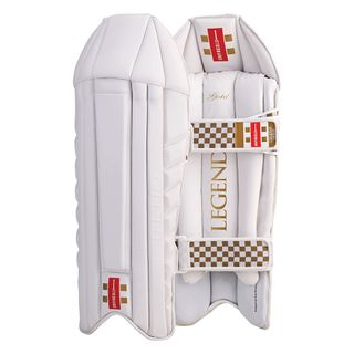 Gray-Nicolls GN LEGEND GOLD W/KEEPING PADS